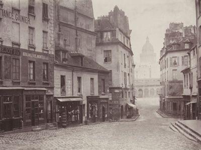 París siglo XIX