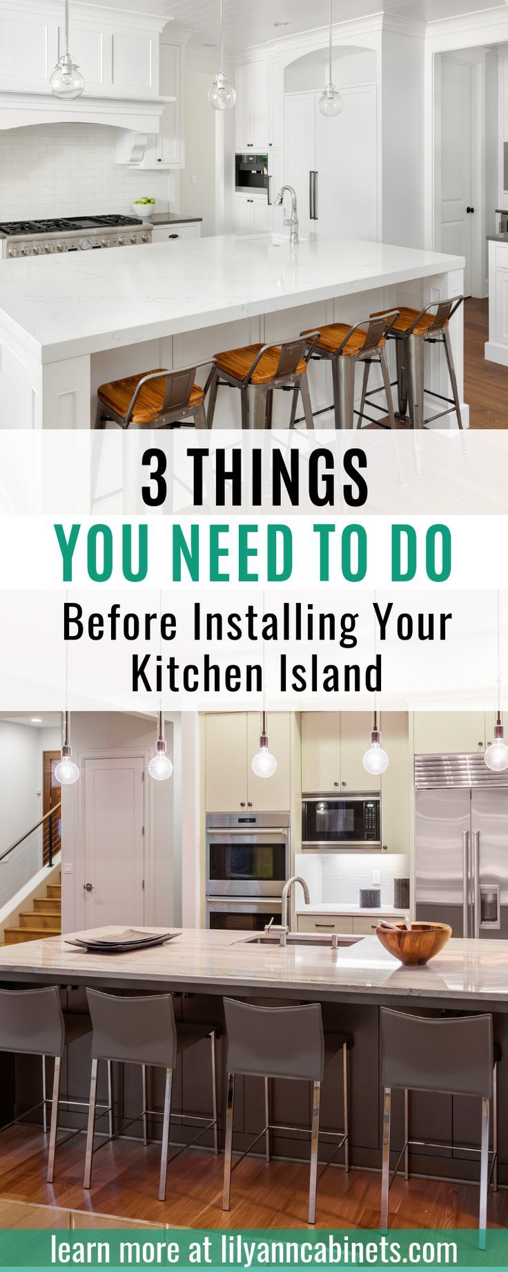 3 Things You Must Consider When Installing A Kitchen Island Diy Kitchen Island Kitchen Design Kitchen Design Software