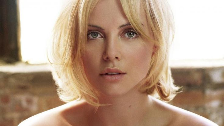 Lovely Charlize Theron