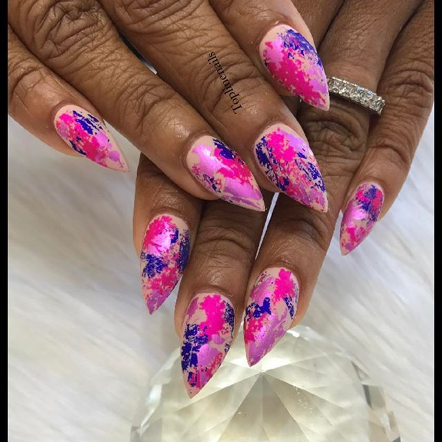 32 best Pink Nails images on Pinterest | Appointments, Check and Videos