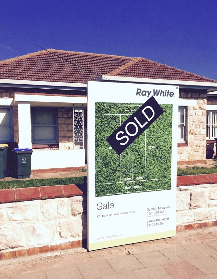 East Tce Henley Beach #raywhite #westtorrens #privatetreaty #result #sold #rwwt #land
