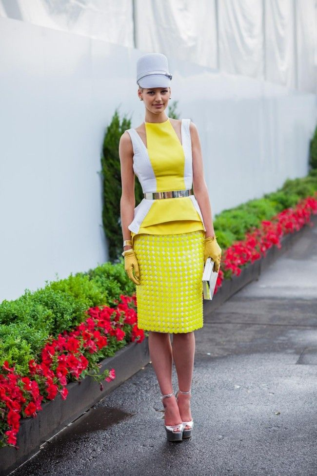 What they wore: Melbourne Cup fashion gallery -