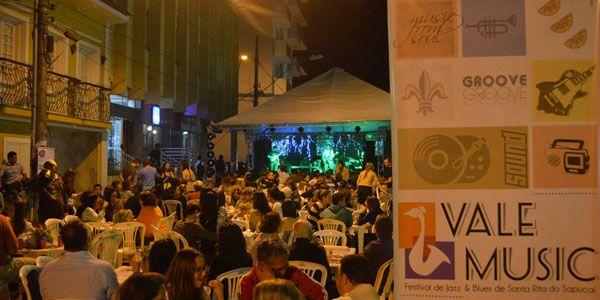 Vale Music, em Santa Rita do Sapucaí