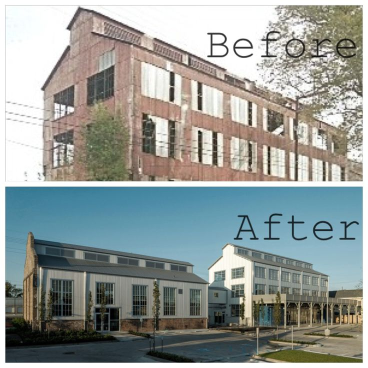 Historic Renovation of Turn Services in New