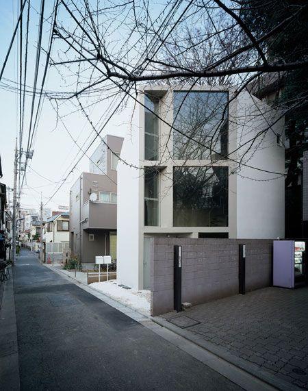 Small Home Design in Tokyo