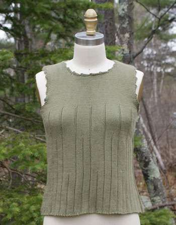 Free Knitting Patterns For Cotton Summer Tops : 17 Best images about cotton knitting pattern on Pinterest Free pattern, Cle...