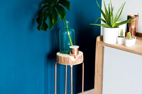 Top 25 best sellette bois ideas on pinterest peindre la quincaillerie art - Tables d appoint ikea ...