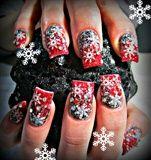 Santas' Snow