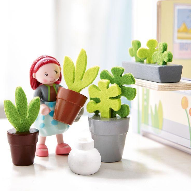 Conjunto Plantas Little Friends - HABA | Cristina Siopa