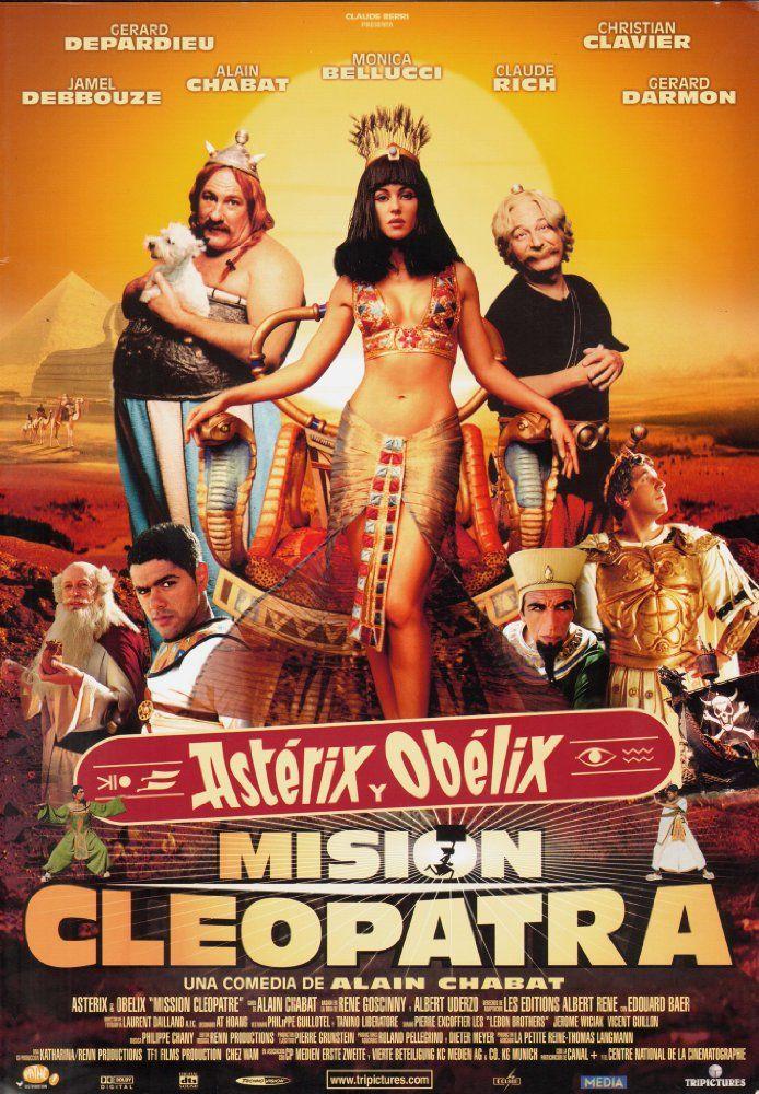 Asterix And Obelix Meet Cleopatra 2002 Imdb Cleopatra Film Fr Free Movies Online