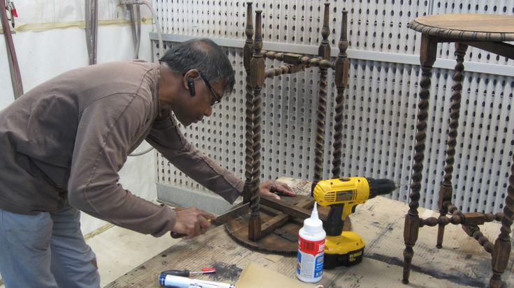 #repairing the #nestoftable