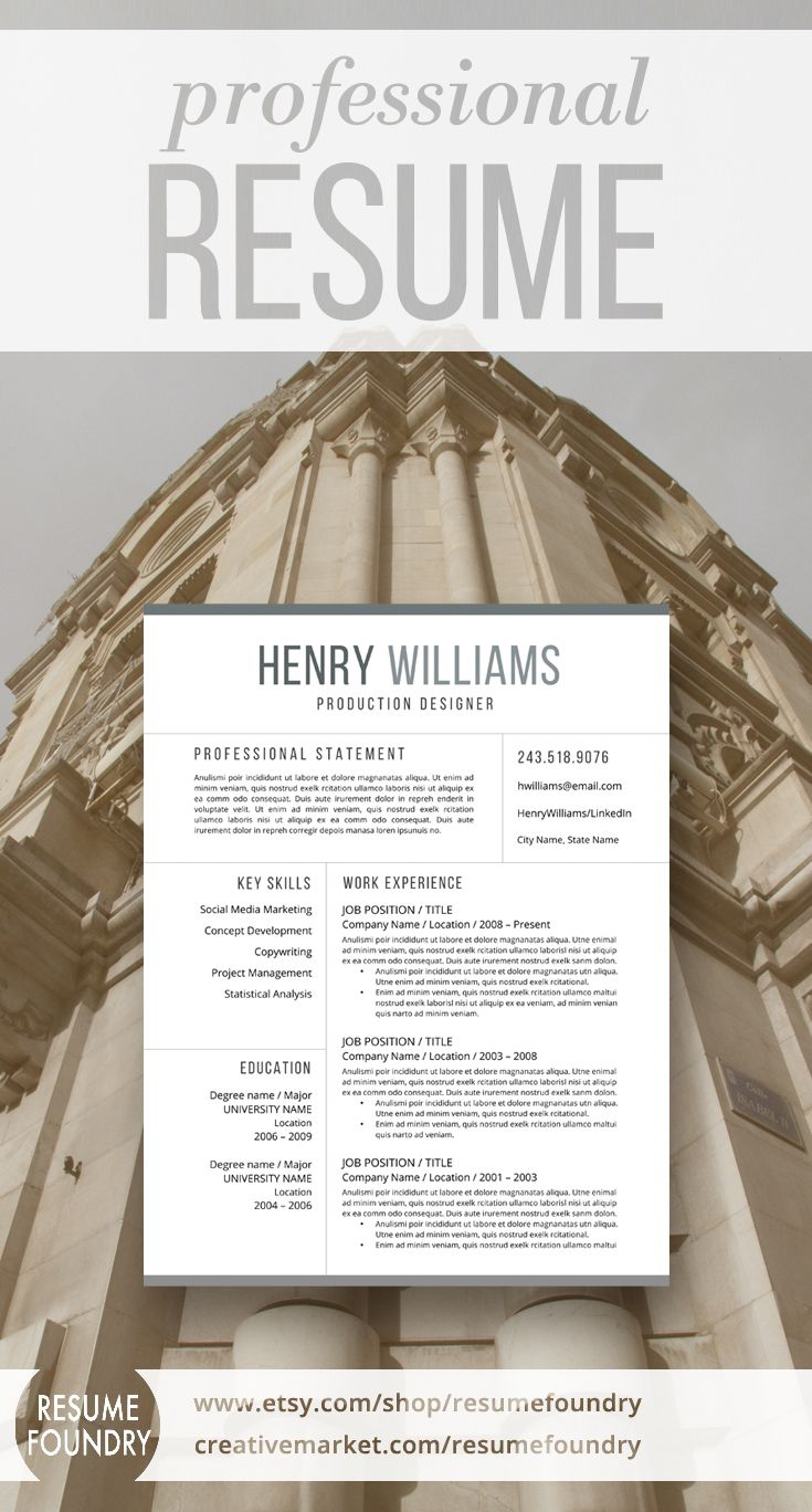 """""""Seeing a creative resume gives hiring managers a break from the monotony."""""""