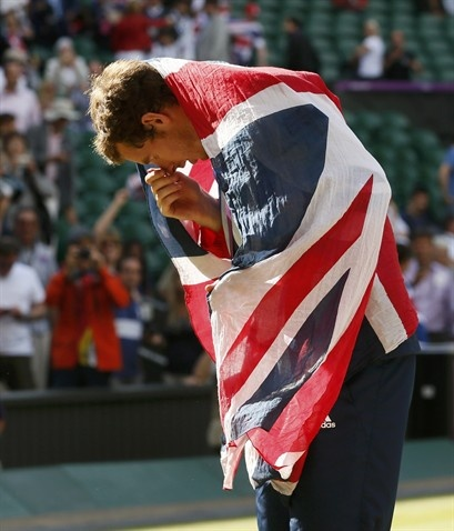 #Olympic Tears: Emotions Run High At The 2012 Games #WildWingCafe