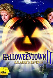 """Halloweentown II: Kalabar's Revenge (2001)  The Cromwell clan split their time between the real world and """"Halloweentown"""", but the son of an old rival threatens to make the latter """"real"""" and the real world a place of monsters. Director: Mary Lambert Writers: Jon Cooksey, Ali Marie Matheson Stars: Kimberly J. Brown, Judith Hoag, Daniel Kountz"""