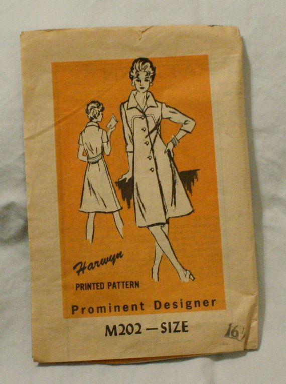 Prominent Designer HARWYN m202 Vintage 1960s by EleanorMeriwether, $10.00