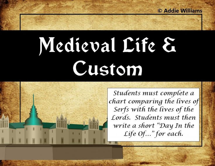 a comparison of medieval and modern society Looking at the high middle ages (1000-1300) in comparison to the late middle ages (1300-1500), it's easy to think of the high middle ages as being the best period of medieval history medieval architecture.