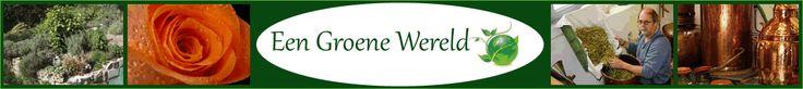 Webshop: Groene Wereld voor natuurlijke / Biologische verzorgings-producten en etherische oliën