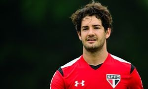 Chelsea step up talks with Corinthians over deal to sign striker Alexandre Pato
