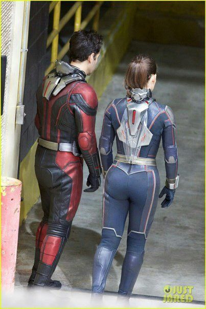 Bts of Ant Man and The Wasp | ...