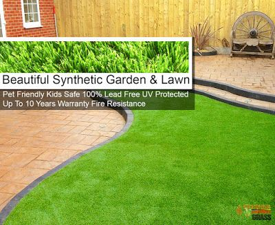 Beautiful Synthetic Lawn : Buy Quality Synthetic Grass Online click the image...
