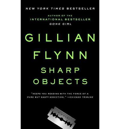 Sharp Objects  Gillian Flynn  Fresh from a brief stay at a psych hospital, reporter Camille Preaker faces a troubling assignment: she must return to her tiny hometown to cover the murders of two preteen girls. For years, Camille has hardly spoken to her neurotic, hypochondriac mother or to the half-sister she barely knows: a beautiful thirteen-year-old with an eerie grip on the town.