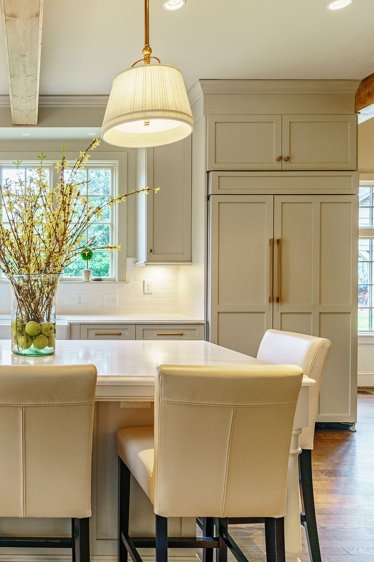 The Right White Kitchen in 2020   Frameless cabinetry ...
