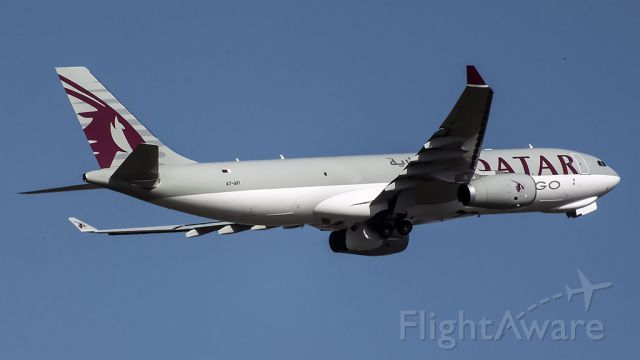Qatar Airways A333 (A7-AFI)