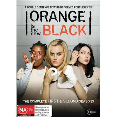 Orange Is The New Black - Season 1 & 2