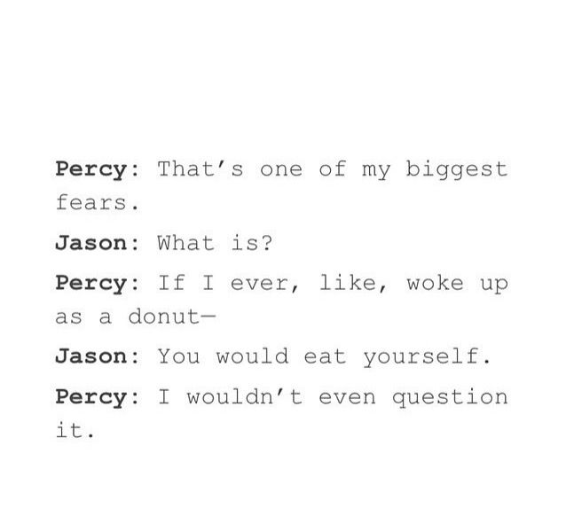 Percy is truly one of a kind