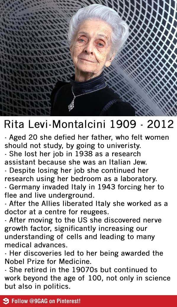 Rita Leva Montalcini