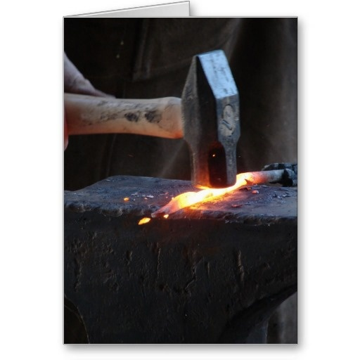75 best blacksmiths tools references gift ideas images on blacksmith at work 2 card negle Image collections