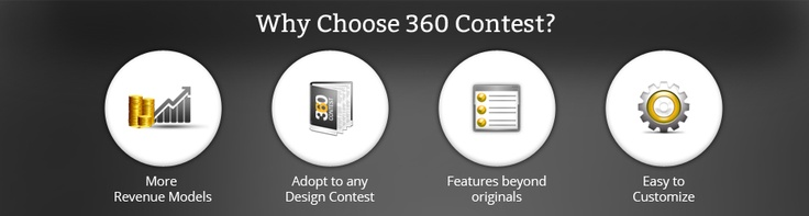 Great news for the Agriya members much awaited product 360 design script has been successfully released today.Let's cheer up for this competitive clone script designed by our innovative team.    http://www.agriya.com/services/website-clones/99designs-logotournament-designcrowd-designcontest-clone