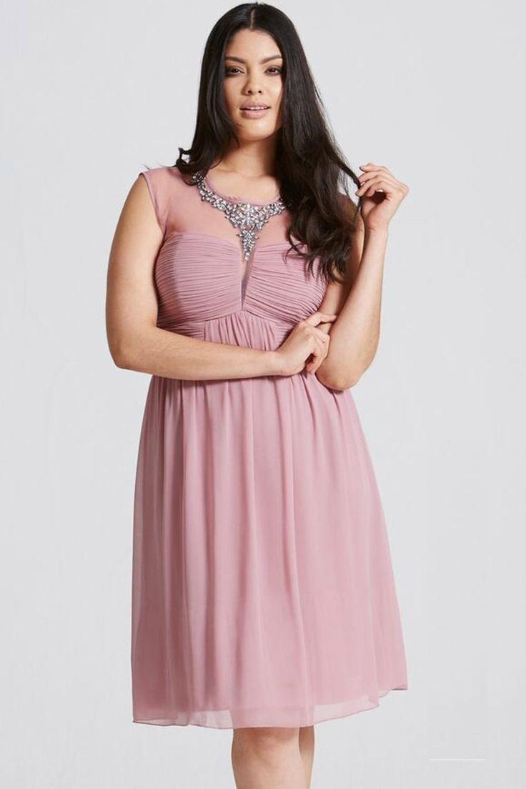 10 mejores imágenes de vestidos xl en Pinterest | Gordita, Vestidos ...