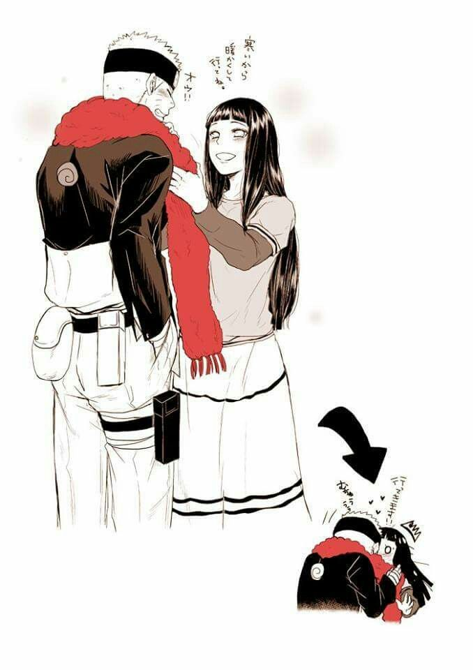 Seem like someone doesn't know how to be ashamed... oh, it's meaningless to Naruhina