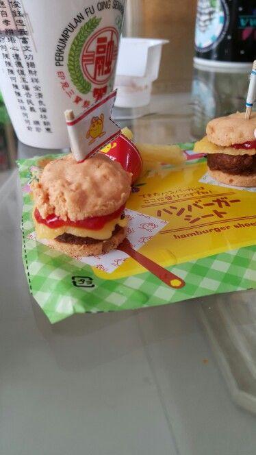 Popin Cookin Burger