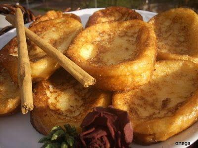 #Receta de tostadas o torrijas rellenas de crema pastelera paso a paso #recipe