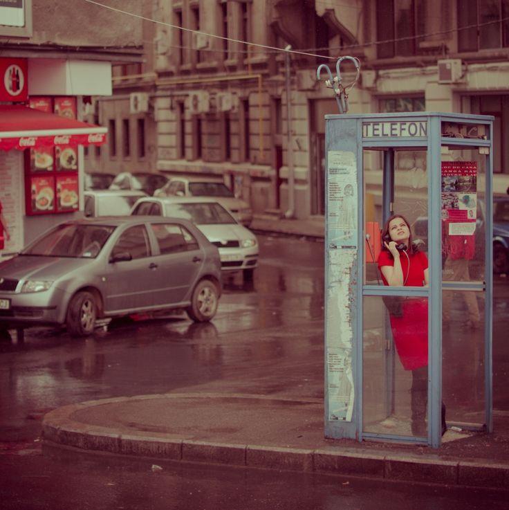 """TELEFON"" by Marius G.Mihalache Michel, via 500px."