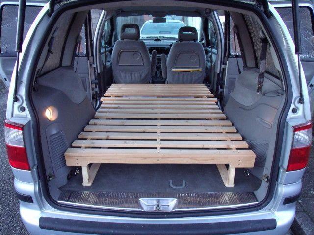 Ford Galaxy Volkswagensharan Auto Kamperen Volkswagen