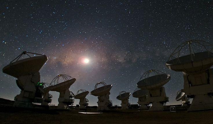 Atacama Large Millimeter-sub millimeter Array