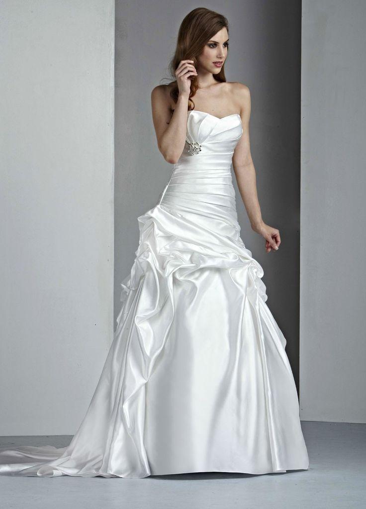 366 besten Wedding Bilder auf Pinterest | Hochzeitskleider ...