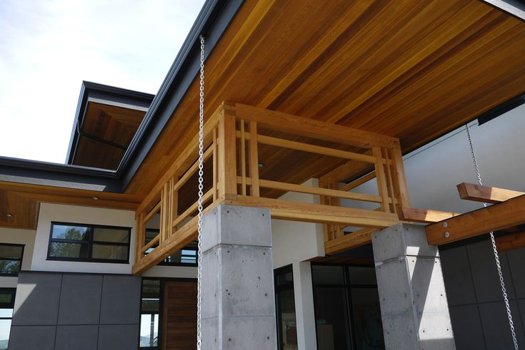 I love this look for the loft. Daizen Japanese joinery.