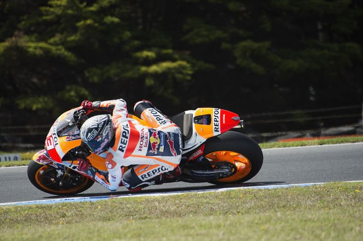 Marc Marquez Told Us What He'd Rather Be Doing Than Racing (And Winning) In MotoGP