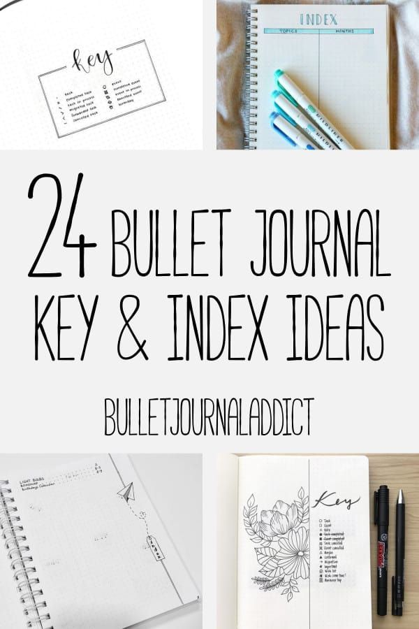 Bullet Journal Key Page Ideas Bullet Journal Index Page Ideas 24 Bullet Journal Key An Bullet Journal Key Page Bullet Journal Key Bullet Journal Index Page