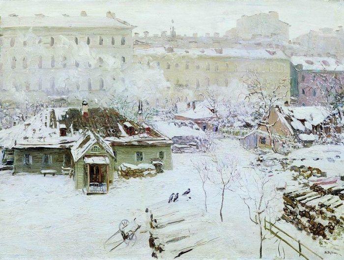 работы Николая Дубовского – 03