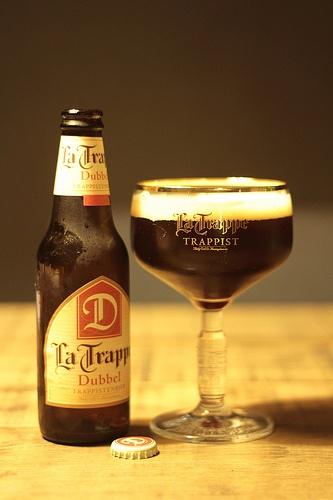 [La Trappe Dubbel - Belgian Dubbel - 7.0%abv]
