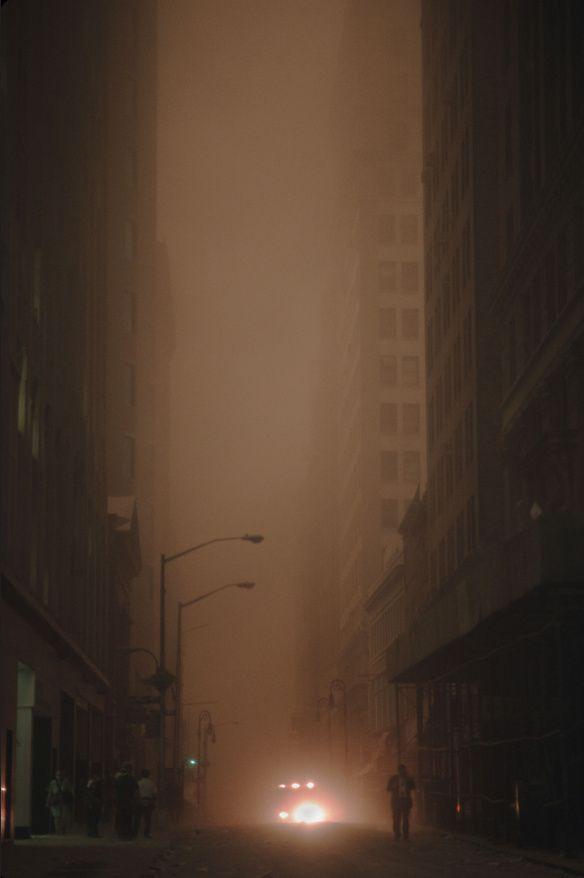 Photos : Le 11 septembre 2001 vu par l'agence Magnum   Vanity Fair
