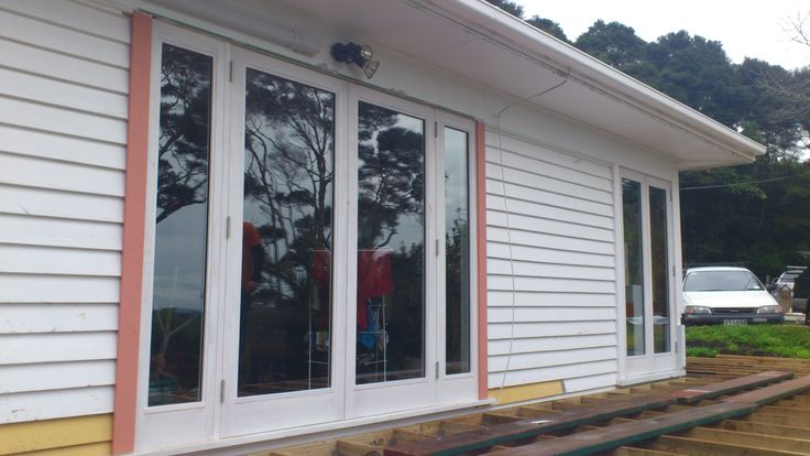 french doors weatherboard - Google Search