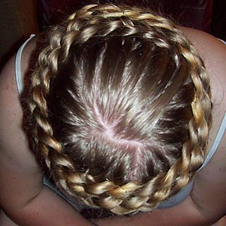 28 best hair styles images on pinterest hairstyles braids and circle braid ccuart Gallery