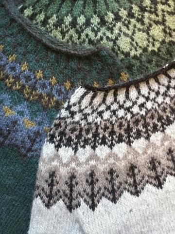 Tolt Yarn and Wool — Wood Folk Knits - Julia Reddy