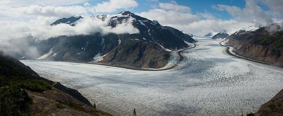 Salmon Glacier Hyder, Alaska